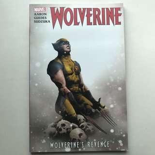 Wolverines Revenge