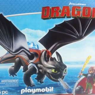 Playmobil Dragons Toothless