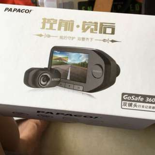 Papago 360 Car Camera
