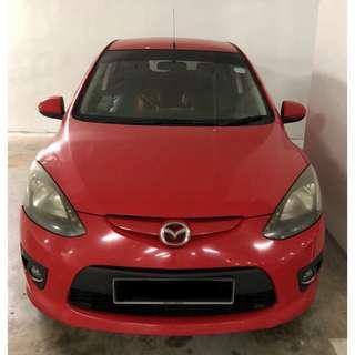 Mazda 2 (LOW RENTAL!)