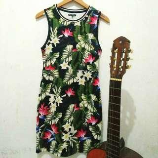 Dress Floral (Bunga) Colorbox