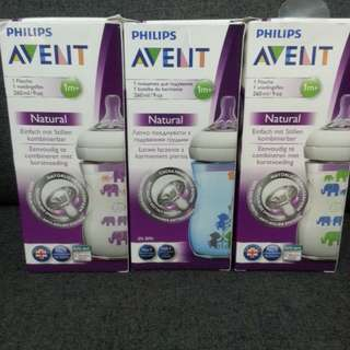 New Avent 9oz RM38 each(exc pos)