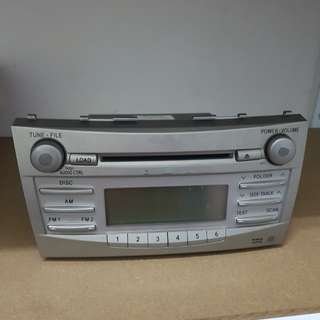 Car audio for toyota car..