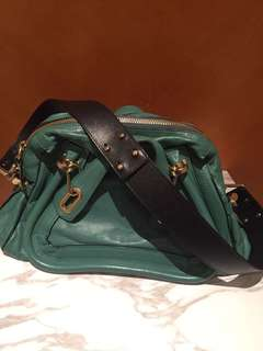 Green Chloe Paraty handbag