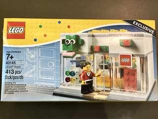 樂高 LEGO Exclusive 40145 Lego Brand Retail Store