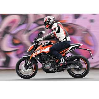 New! KTM 2017 Duke 125 ABS