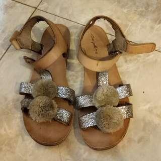 Sepatu Sandal Tali Zara Kids