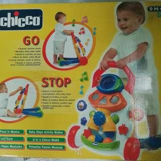 Baby Walker Play