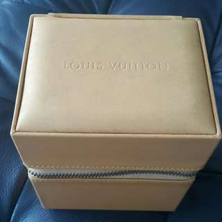 LV watch case