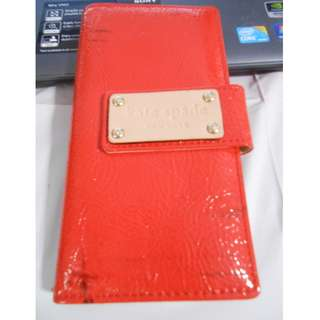 Kate spade red wallet at $50 (Cny clearance)