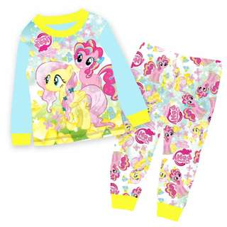 Kids Pajamas My Little Pony