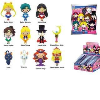 Sailor moon 美少女戰士驚喜鎖匙扣掛飾(抽)