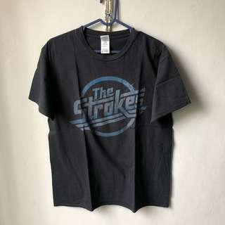 THE STROKES VINTAGE BAND MERCH