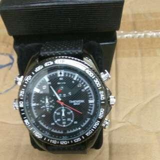 Timewerk Berlin 夜視高清錄影手錶