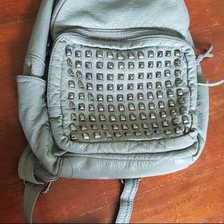 Korean Backpack with Studs