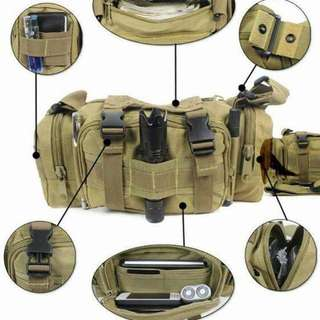 Silver Knight Multifunctional Tactical Molle bag