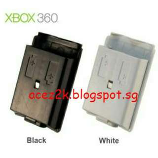 [BN] Xbox 360 Wireless Controller Battery Cover (Brand New)