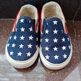 Flat shoes bintang