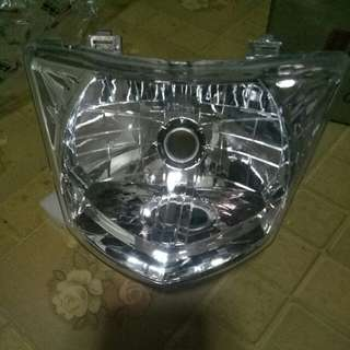Local spark 135 headlight