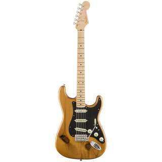 FENDER LIMITED EDITION AMERICAN VINTAGE 1959 PINE STRATOCASTER ELECTRIC GUITAR, NATURAL