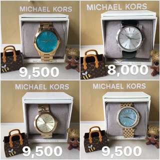 AUTHENTIC AND BNEW MICHAEL KORS AND FOSSIL WATCHES