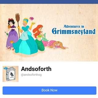 Grimmsneyland