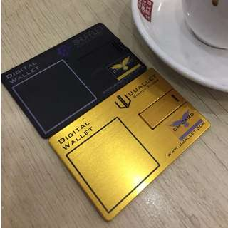 Co-Mining Card