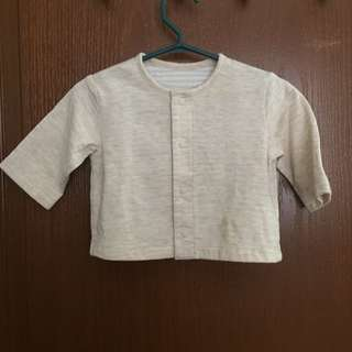 Uniqlo baby cardigan