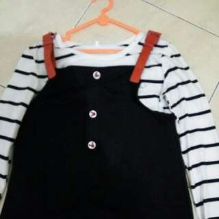 #MakinTebel# Dress Cewek
