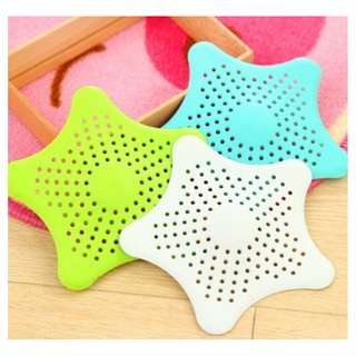 Water Tank Anti kotoran Saluran Air Starfish hair catcher
