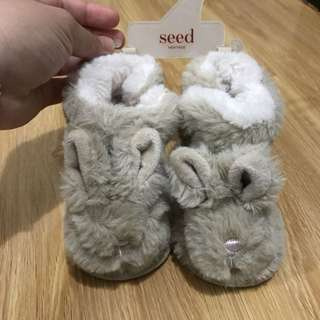 Seed Bunny Boots
