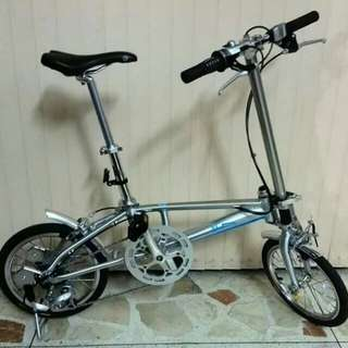 For Sale 5Links Capreo folding bike