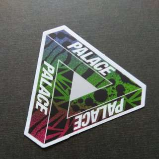 Palace Logo Sticker