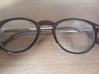 Dijual, kacamata ungu