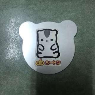 🚚 日本GEX寵物鼠散熱片