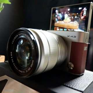 Cicilan Tanpa Kartu Kredit untuk Fujifilm Xa3