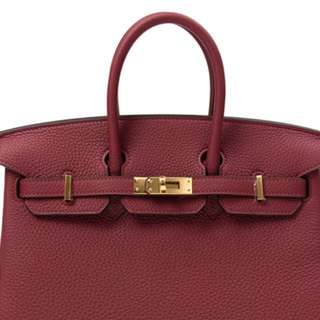 Hermes Birkin 25 金扣 現貨 Stock available