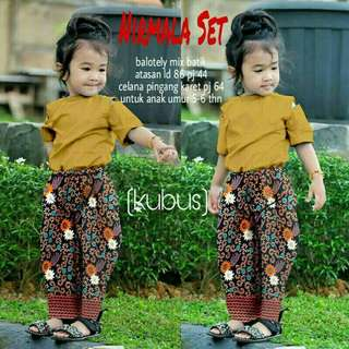 Set nirmala kid