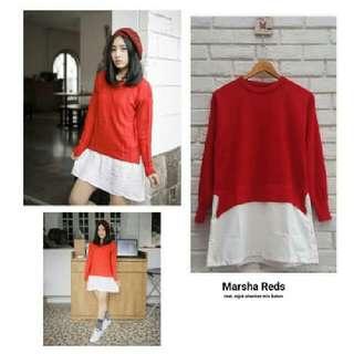 Sweaterlong Marsha