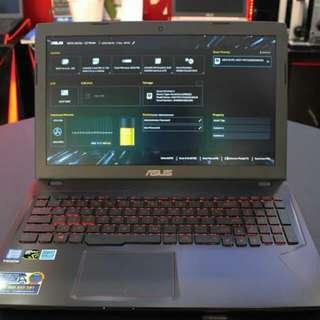 Laptop Asus FX553VD Core i7 Ram 8Gb Kredit Promo Gratis ...