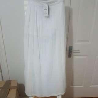 Zara maxi skirt