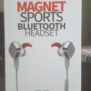 MAGNET SPORTS Blutooth HEADSET