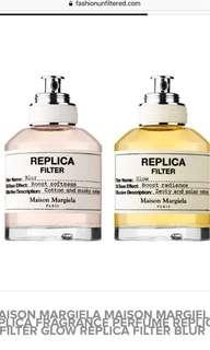 Perfume Filter Glow 50ml & Blur 50ml
