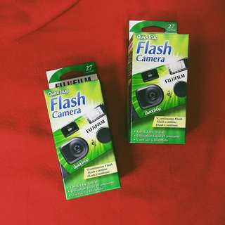 Fujifilm Disposable Camera (13 pcs available)