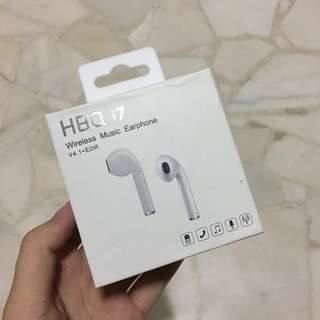 Wireless Mobile Earphones