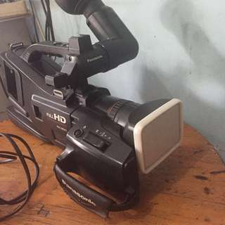 MDH1 panasonic full hd