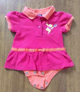 Disney Dress Romper (0-3M)