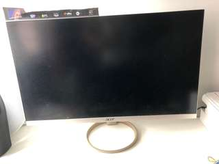 Acer 27 inch ips wqhd widescreen display