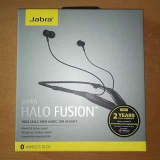 Jabra Halo Fusion Wireless Bluetooth Headset