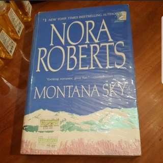 SALE! 'Montana Sky' by Nora Roberts